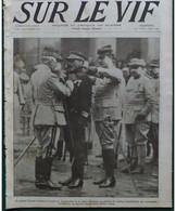 1916 REMISE DE LA LEGION D'HONNEUR - EN ARGONE - POUR NOS GLORIEUX MUTILES - CHIENS DE GUERRE - Altri
