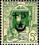 Algérie Poste N** Yv: 58/70 Vues D'Alger Surcharge Nv.valeurs Voir Detail - Unused Stamps