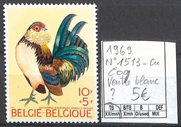 NB - [861111]TB//**/Mnh-Belgique 1969 - N° 1513-CUR, Ventre Blanc - Nuovi