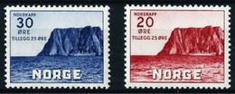 Noruega Nº 194-247 Nuevo Cat.25,20€ - Unused Stamps