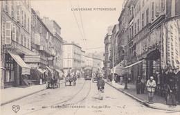 Clermont Ferrand Rue L'Écu Animée - Clermont Ferrand