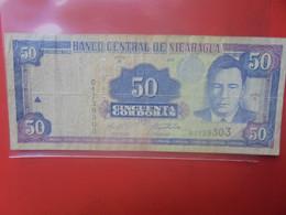 NICARAGUA 50 CORDOBAS 2001 Circuler (B.20) - Nicaragua