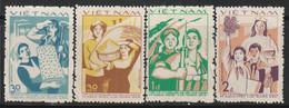 VIETNAM - N°380A/D ** (1982) - Vietnam