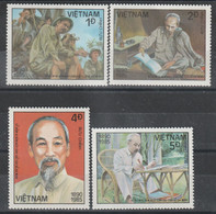 VIETNAM - N°577/80 ** (1985) Hô Chi Minh - Vietnam