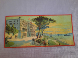 CHROMO ANCIENNE-CIE INTERNATIONALE GRANDS HOTELS-THERAPIA SUMMER PALACE CONSTANTINOPLE-H. Alési - Andere