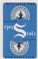 Speelkaart     Stolz  Meiresonne - Non Classés