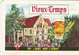 Speelkaart    Vieux-temps - Non Classés
