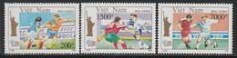 VIETNAM - N°1391/3 ** (1993) Coupe Du Monde De Football - Vietnam