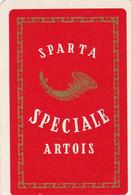 Speelkaart    Stella  Artois - Sin Clasificación