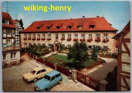 Schlitz - Jugendherberge 1   Mit Renault R4 - Autres