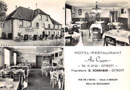 """Ottrott - Hôtel-Restaurant """"Au Cygne"""" - Autres Communes"""
