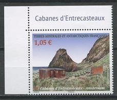 TAAF 2020  N° 912 ** Neuf MNH Superbe Cabanes D' Entrecasteaux Amsterdam - Nuovi