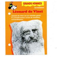 Fiche Mickey  Leonard De Vinci - History
