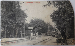 SALERNES - La Gare - Sonstige Gemeinden