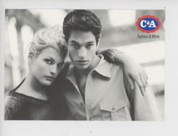 C&A 1998 Fashion & More Vous Invite Au Cinéma - Pubblicitari
