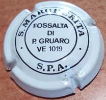 CAPSULA SPUMANTE CHAMPAGNE SANTA MARGHERITA FOSSALTA DI PORTOGRUARO - Sparkling Wine