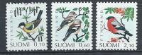 Finlande 1991  N° 1100/1102 Neufs Oiseaux - Nuevos
