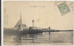 D 28.  BREST.  LA SANTE AN 1903. - Brest