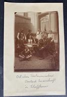 Ostschweizer Tambourenverband In Schaffhausen/Gruppenbild/ Fotokarte - SH Schaffhausen