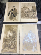 VIET NAM Sell-Old-pictures Of China Anh Cua China /4pcs GOODsize. - Non Classificati