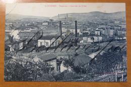 Saint-Etienne Quarier Du Soleil. Charbonnage? Mining - Miniere