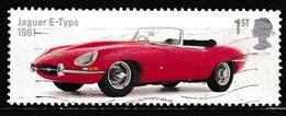 Great Britain 2013 -British Auto Legends - The Thoroughbreads - Gebruikt