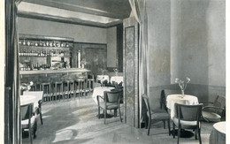 Ongelopen Kaart Van CASINO KURSAAL LUGANO - Dancing - Varieté - Bar De Nuit - Salle De Jeux -Ed. L.M. Kohler Bern - TI Tessin