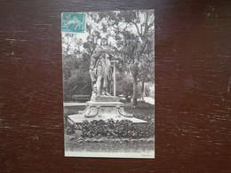 Hyères , Jardin Alphonse Denis , Statue De Charles D'anjou - Hyeres