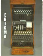 SUECIA ENTERO POSTAL INICIATIVA PRIVADA STATIONERY CARD ENIGMA CIFRADO WW2 TELECOM - Télécom