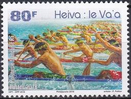 Polynésie Française TUC 2018 YT 2018-2 - Unused Stamps
