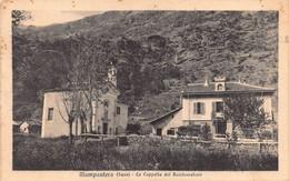 """2337"""" MOMPANTERO-SUSA(TORINO) LA CAPPELLA DEL ROCCAMELONE"""" ANIMATA  ANNI 20/30 - Autres Villes"""