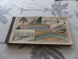 CA-91 ,  Manufacture De Carrelages Mosaïques, Edouard Coudonne; Cataloguede 55 Pages, - Pubblicitari