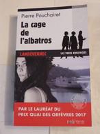 LA CAGE DE L ALBATROS  Par PIERRE POUCHAIRET  éditions PALEMON  Policier BRETON - Unclassified