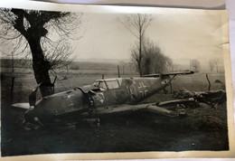 PHOTO ORIGINALE AVIATION —Avion Accident - Sin Clasificación