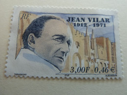 Jean Vilar (1912-1971) Acteur - 3f. (0.46 €) - Multicolore - Neuf Sans Charnière - Année 2001 - - Nuovi