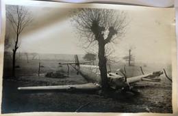 PHOTO ORIGINALE AVIATION —Avion Accident - Ohne Zuordnung