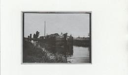 PHOTO A SITUER PÉNICHE REMPLIE DE BOIS (12x9 Cm) - Boats