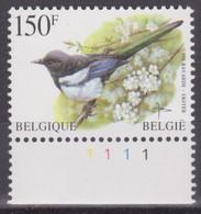 1997 N° 2697** Pie  Buzin -  Planche 1 / Plaatnummer 1 - 1991-2000