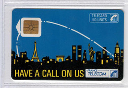 NOUVEAU PRIX - C11 - Have A Call On US - Voir Scans - Phonecards: Internal Use
