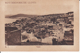 280930Rotterdamsche Lloyd, Tanger (voir Verso) - Tanger