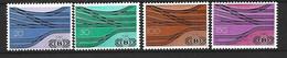 Timbre Belgique  Colis Postaux   En  Neuf  ** N 428/431 - 1952-....