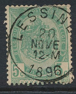 Nr 56  Met Stempel  Lessines - 1893-1907 Armarios