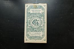 JEU DE 78 CARTES NEUVES  TAROT NOUVEAU SOUS EMBALLAGE PAPIER DANS BOITE CARTON  VOIR DETAIL - Kartenspiele (traditionell)