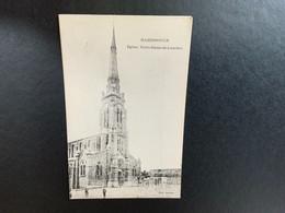Haezebrouck - Église Notre-Dame -de-Lourdes - Hazebrouck