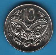 NEW ZEALAND 10 CENTS 1978  KM# 41 QEII - New Zealand