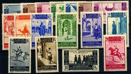 Marruecos Español Nº 169/85. Año 1937 - Spanish Morocco
