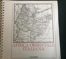 Marini Africa Orientale Italiana - Etiopia - Fogli Per Album - Stamp Boxes