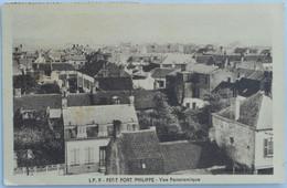 C. P. A. : 59 PETIT FORT PHILIPPE : Vue Panoramique, Timbres En 1945 - Andere Gemeenten