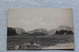 Taninges, Villas Du Praz De Lys Et Montagne De Chalune, Haute Savoie 74 - Taninges