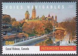2021 Héritage Mondial World Heritage Timbres Tirés Du Carnet ** - Unused Stamps